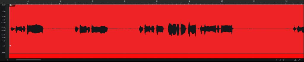 Recording Audio