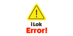 iLok Error!