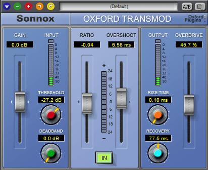 Sonnox TransMod