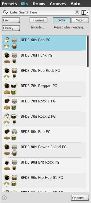 BFD3 Browser Kits