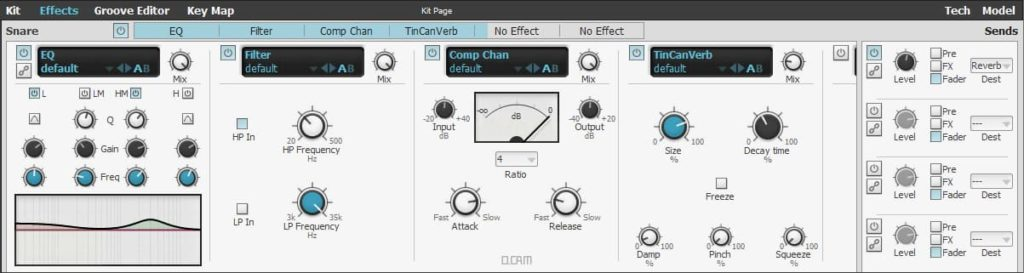 BFD3 Effects