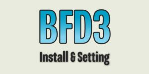 BFD3 Install & Setting