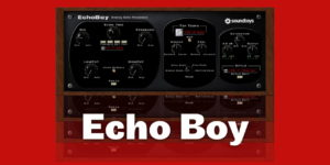 Echoboy Cover