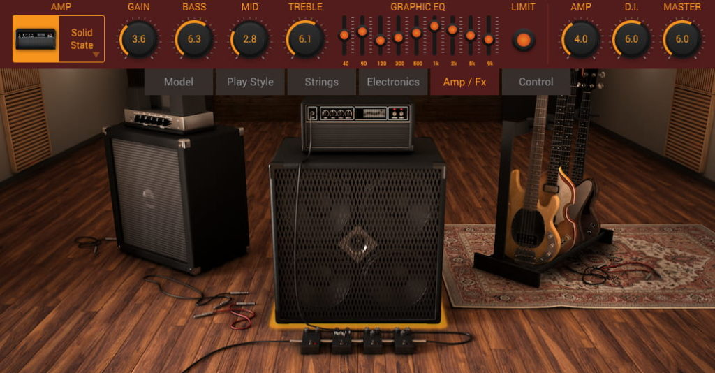 MODO BASS AMP