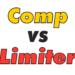 コンプレッサーとリミッターの違いとは